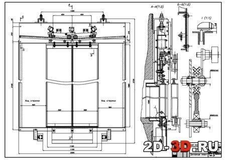 лифт схема электрическая принципиальная