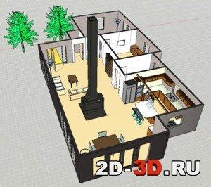 3D Модель Сантехники Скачать