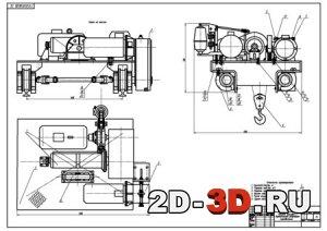 Чертежи, 3d модели, проекты, справочные и учебные материалы.