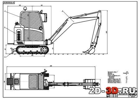 ЭО-1121 Экскаватор