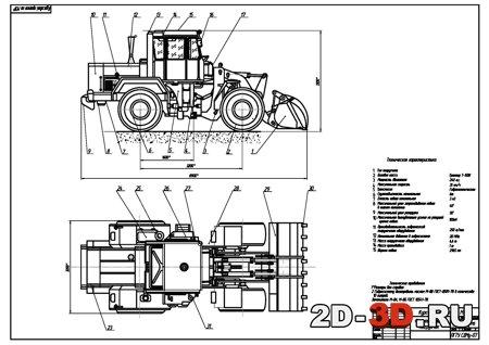 на базе трактора Т-150К