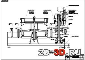 схема электрическая стабилизатора ресанта 3000