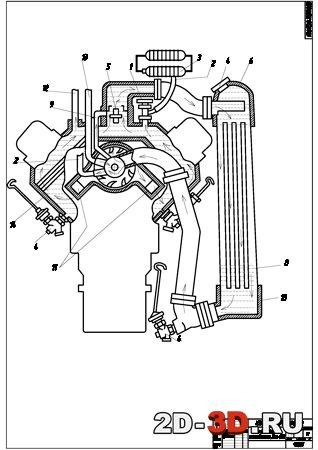Проектування двигуна