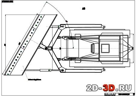 Краны-манипуляторы на базе трактора - ПО Стройтехника, продажа