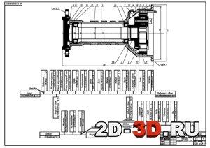 Проект разработки технологического процесса на сборку планетарного редуктора вилочного погрузчика АМКОДОР-451А.