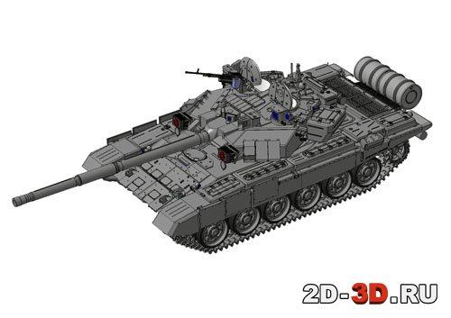 3d Модели Танков
