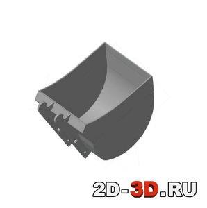 Палец гидроцилиндра ковша BRI5019/FN DIECI