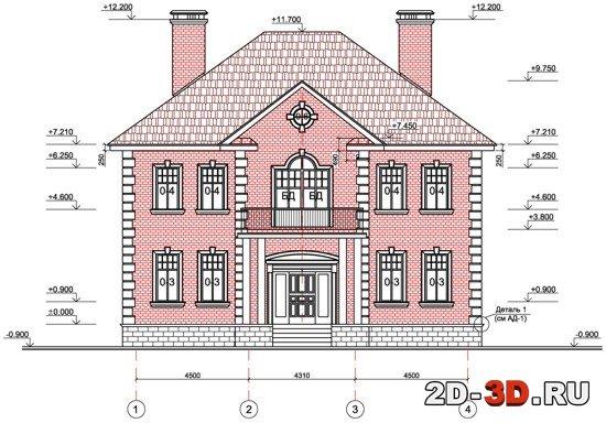 Где можно скачать бесплатно готовые проекты домов и коттеджей с чертежами