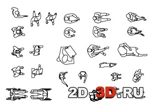 3D Лепнина для Архикада  ARTFASAD