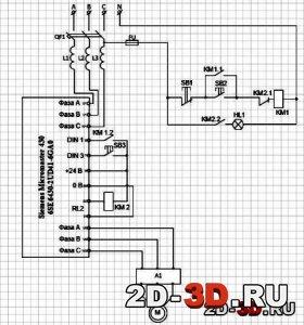 Система автоматического управления электроприводом
