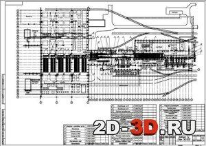 Проект реконструкции стана блюминг 1250