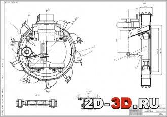 Роторный рабочий орган СЗП-600