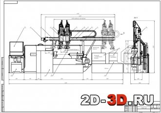 Модернизация главного привода токарно-винторезного станка мод. КА280 (16К20) с целью повышения производительности