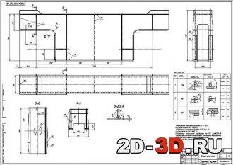 Расчет и проектирование металлических конструкций мостового крана