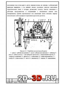 Машина для уплотнения балласта