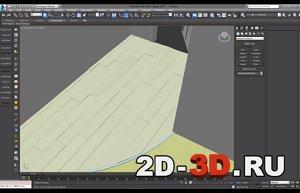 Быстрое моделирование помещения в 3ds Max