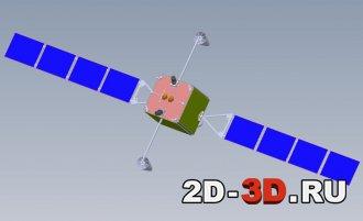 Низкоорбитальный спутник связи
