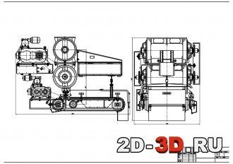 Дозатор весовой СБ-90