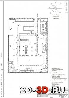 Проектирование предприятия по эксплуатации и ремонту парка строительных машин