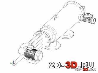 Самопромывной фильтр SAF-1500