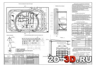 Технологические карты на производство строительных работ жилого дома